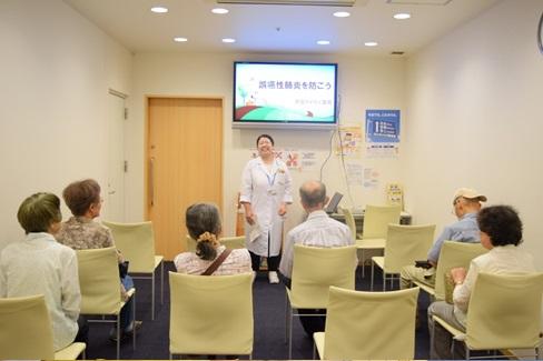 奈良店で夏の健康イベントを開催しました