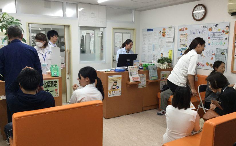 長田店にて健康イベントを実施しました。