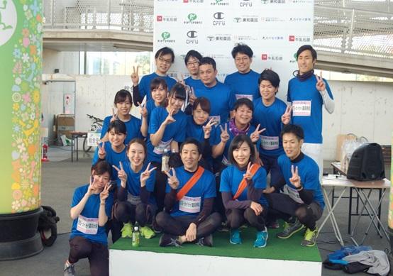 OSAKAシティランニングフェスタ2018に出場しました